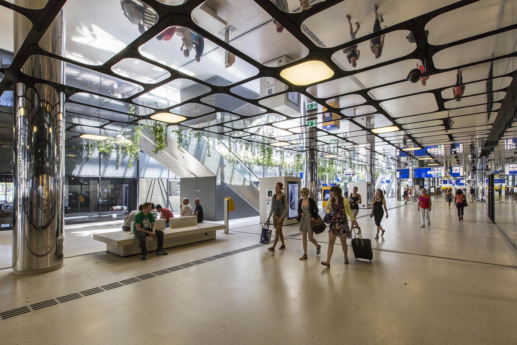 Projecten   Centraal Station Amsterdam