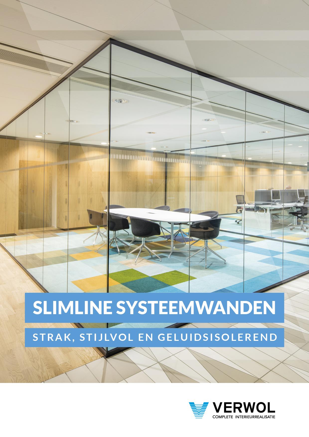 Slimline systeemwanden